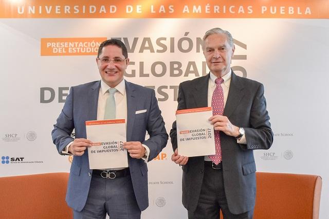 La UDLAP presentó el estudio Evasión Fiscal Global en México