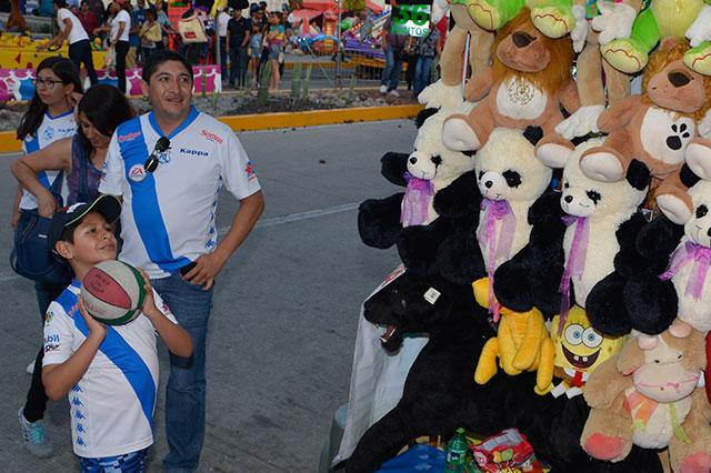 Atracciones Para Toda La Familia En La Feria De Puebla 2016 E