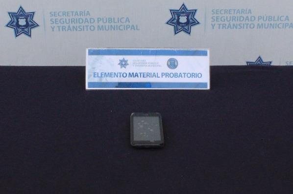 Detiene Policía Municipal de Puebla  a dos probables asaltantes