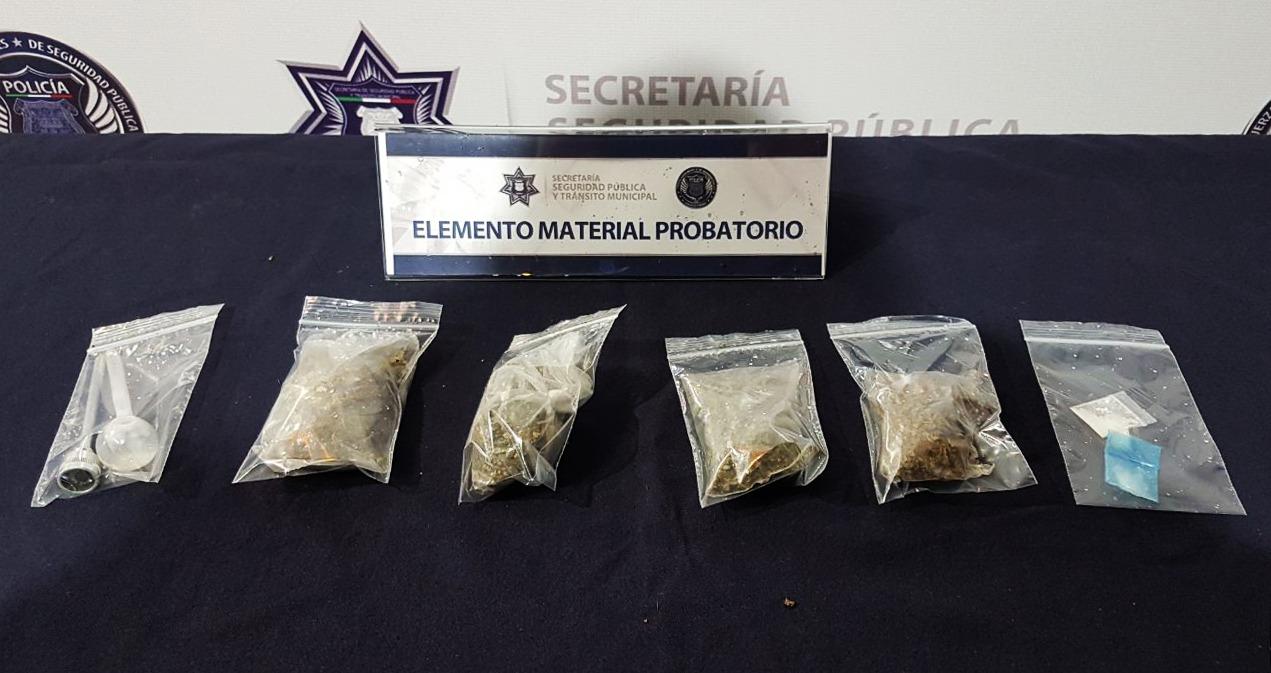 Policía Municipal de Puebla detiene a banda de robo a casa habitación