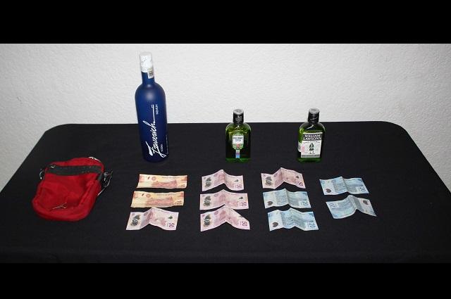 Caen 3 menores y un adulto por robo a Oxxo en Puebla
