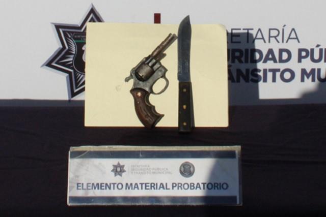 Cae una adolescente por asalto a la ruta 27A en Puebla