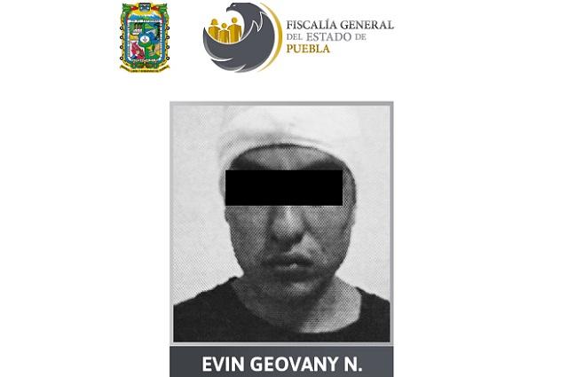 Imponen 14 años de prisión por un homicidio en Cholula