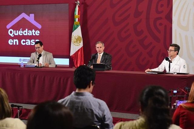 Puebla ya debería estar en fase 3 de Covid-19, estima López-Gatell