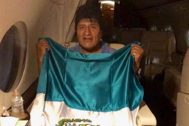 Sheinbaum nombrará a Evo Morales Huésped Distinguido de la CDMX