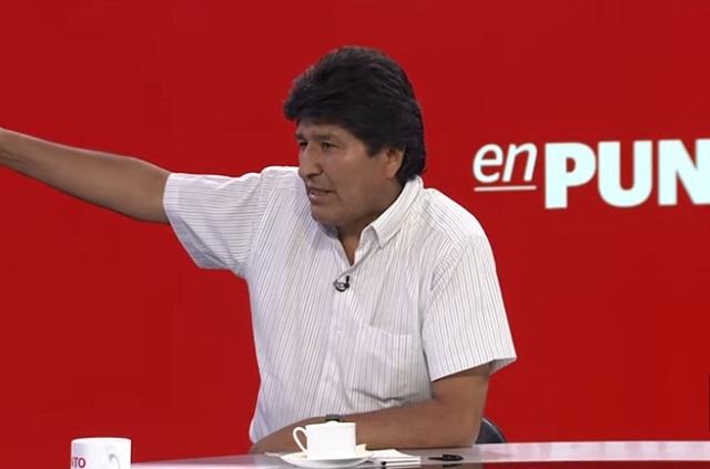 ¿Evo Morales es protegido por ex escolta de Peña Nieto?