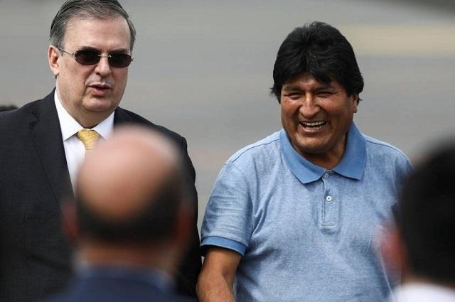 No descartan reacción de EU por salvamento de México a Evo Morales