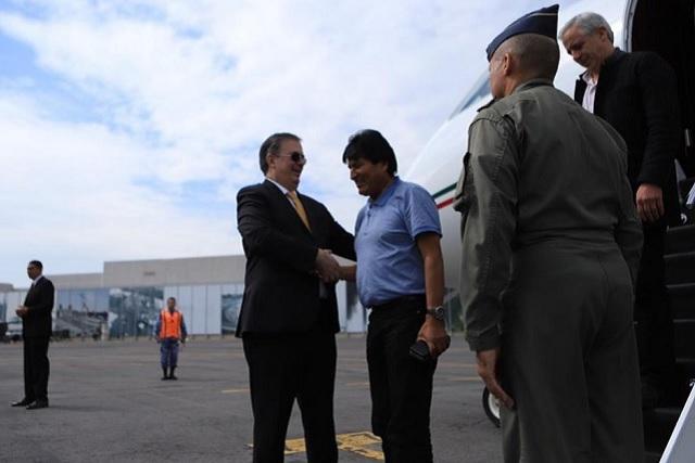 Evo Morales agradece que AMLO le haya salvado la vida