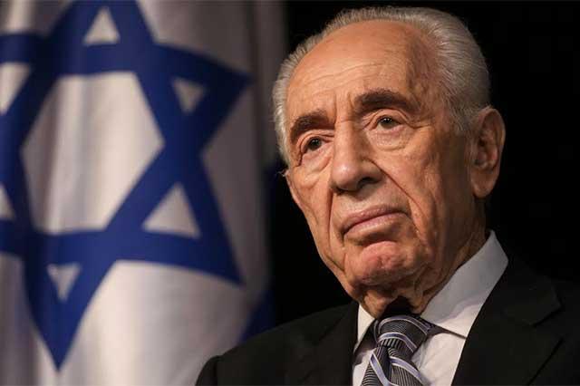Líderes mundiales lamentan la muerte de Shimon Peres, ex presidente de Israel