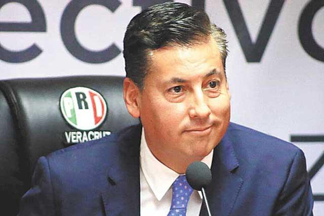Prevén que congelarán el desafuero del ex vocero de Javier Duarte