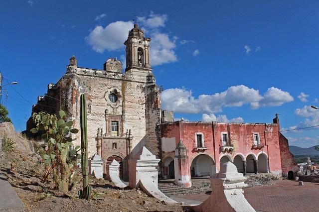 Tras denuncia revisan reconstrucción de ex convento en Atlixco