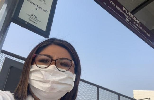 Dirigente del PAN viola el Hoy no circula y se llevan su auto