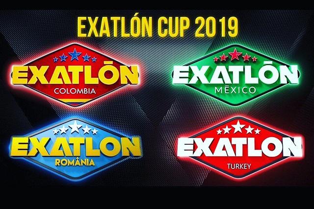 México será parte de la Copa Exatlón 2019 contra estas 3 naciones