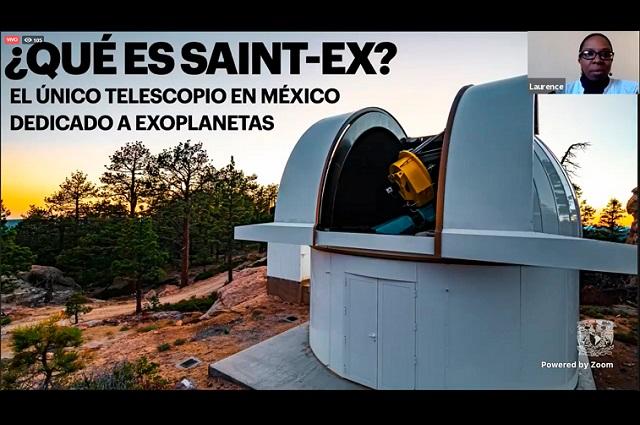 Descubren con Telescopio Saint-Ex dos exoplanetas