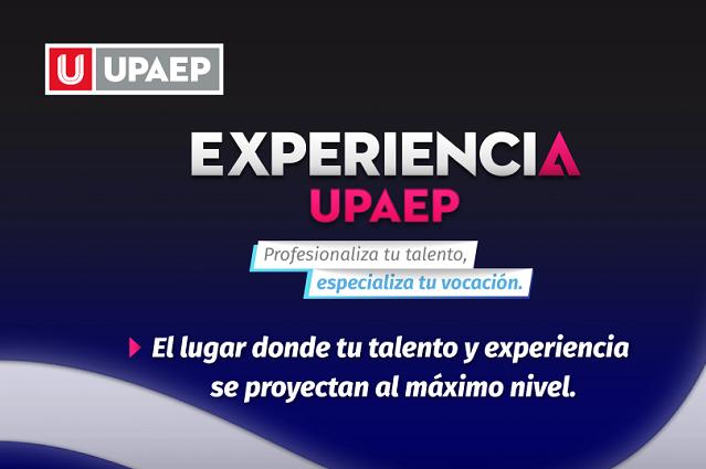 Experiencia UPAEP presenta oferta académica para adultos