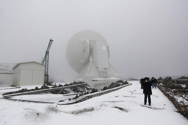 Inseguridad afecta actividad del Telescopio Milimétrico: INAOE