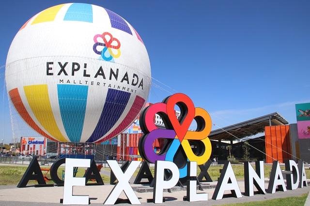 Destacan crecimiento de Explanada Puebla