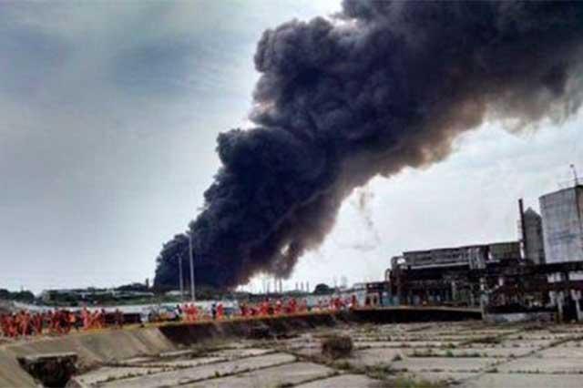 Sube a 27 el número de fallecidos en la explosión en Pajaritos