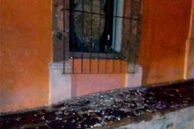 Explota artefacto frente a un bar en San Miguel de Allende y lesiona a 6 personas