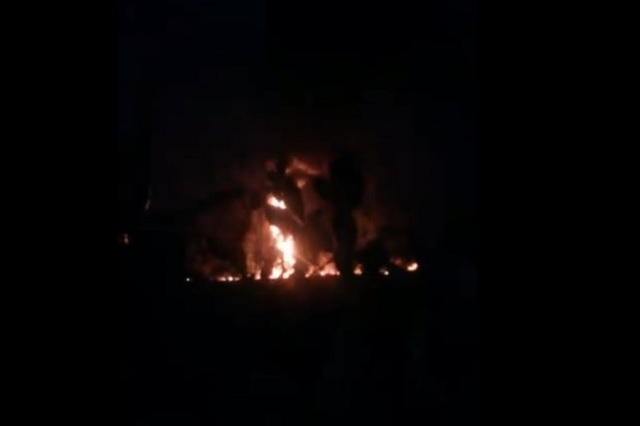 Explosión en Hidalgo, lamentable, pero seguirá lucha contra huachicol: AMLO