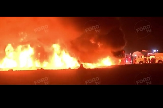Aumenta a 122 el número de personas muertas por explosión en Hidalgo