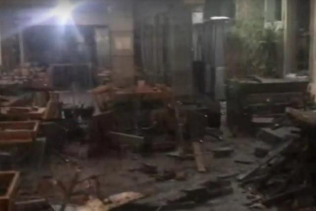 Explosión en restaurante en Coyoacán deja un saldo de 7 lesionados