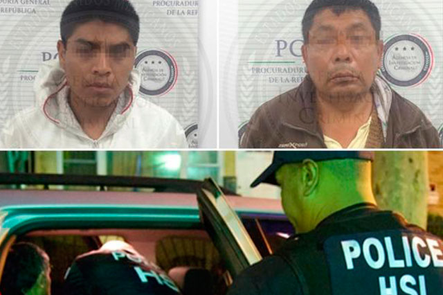 La Interpol y federales capturan a una banda de explotadores sexuales