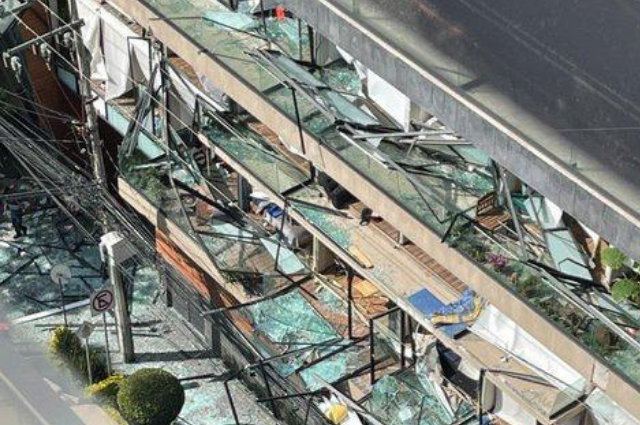 Explosión en edificio de CDMX deja 26 heridos