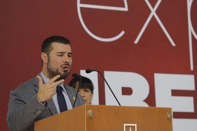 Reducir polarización política, pide el nuevo rector de la Ibero Puebla