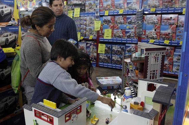 Comercio formal de Puebla cosecharía hasta 5 mil mdp en fin de año