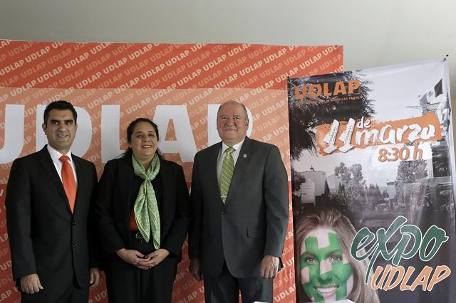 La Expo UDLAP 2017 mostrará oferta académica a prospectos