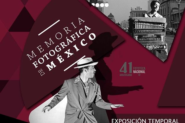 Inauguran Memoria Fotográfica de México en museo INAH Puebla