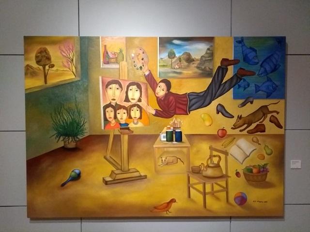 """Inauguran """"Entre Bastidores"""" en San Pedro Museo de Arte"""