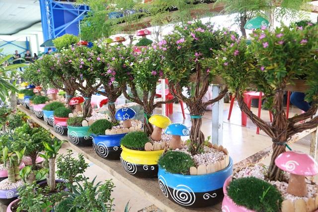 Inauguran Expo flores y plantas 2019 en Atlixco
