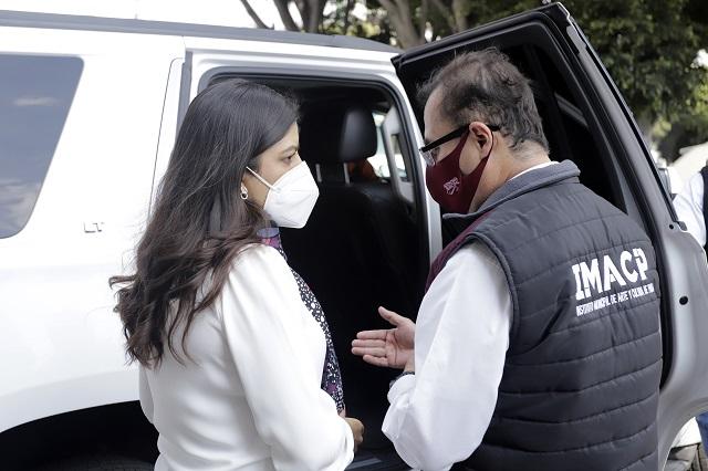 Cumple Ayuntamiento de Puebla decreto para contener Covid: Rivera