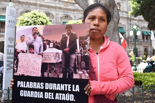 Solicitará Puebla a la CNDH reabrir caso Chalchihuapan