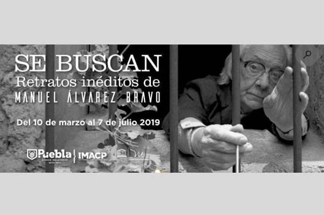 """Exposición """"Se buscan. Retratos inéditos"""" de Manuel Álvarez Bravo"""