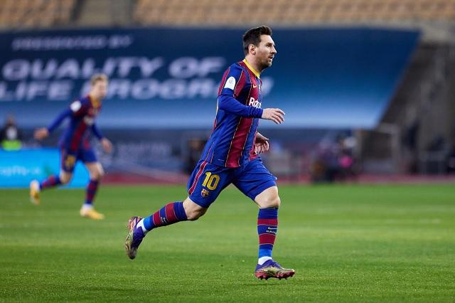 Messi recibió su primer tarjeta roja luego de 753 partidos