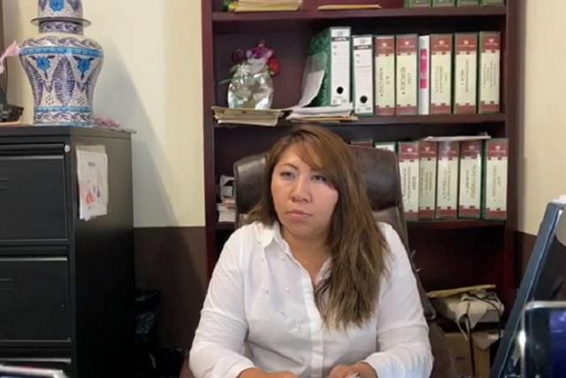 Ex tesorera de Huejotzingo retuvo documentos por orden del ex edil Carlos Morales