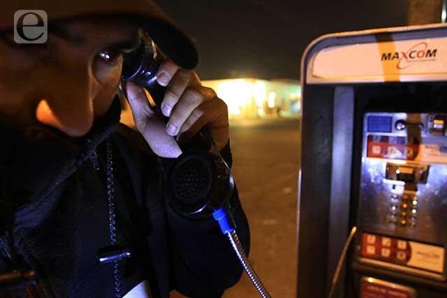 Advierten sobre llamadas de extorsión en Huehuetlán