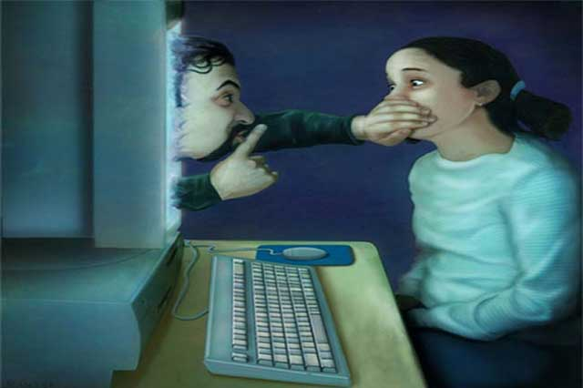 Niños y jóvenes, en peligro de extorsión sexual en internet