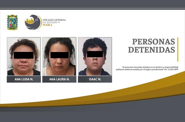 Bonita familia: mamá juez e hija en la Policía caen por extorsión
