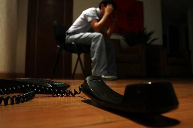 A punto de caer, frustran extorsión telefónica en Acatlán