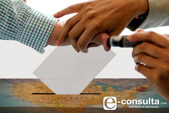 Concluyó envío de material para voto en el extranjero: INE