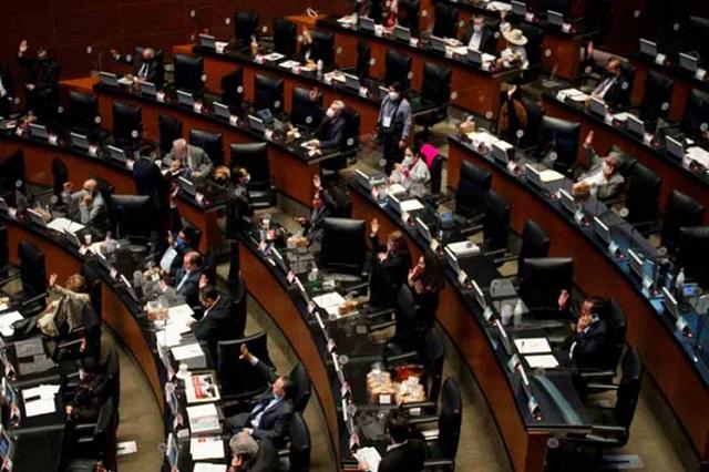 El Congreso de la Unión rebasó los límites constitucionales