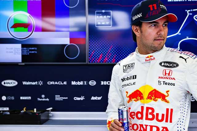F1: Checo finaliza prácticas de Turquía con el cuarto mejor tiempo