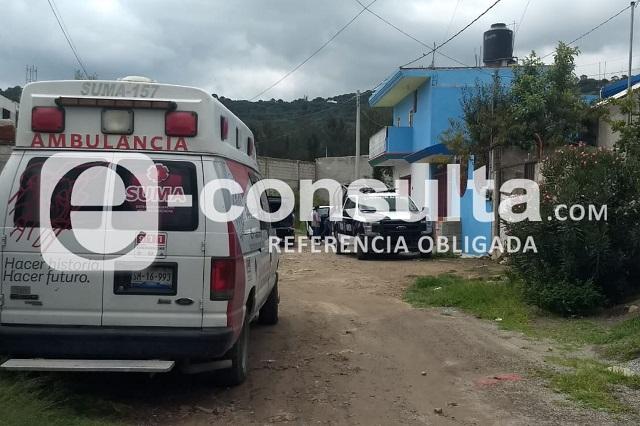 Hombre de la tercera edad se suicida en su casa en Amozoc