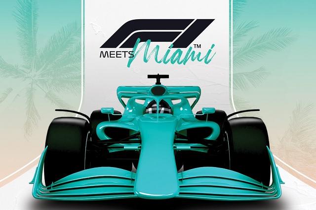 Fórmula 1 llegará a Miami con su Gran Premio de 2022