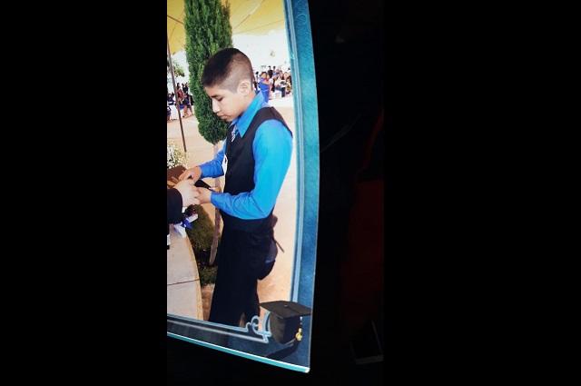 Buscan a menor desaparecido en San Miguel Espejo