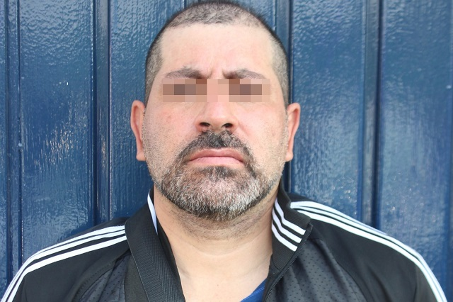 Cae banda por robos violentos a negocios en Puebla